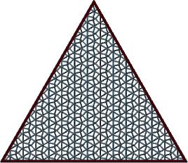 IIIL Rot. Sym. Triangle